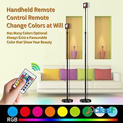 Luce del proiettore lampada al tramonto controllato da remoto proiettore led rotante colori dimmerabili feste regalo camera da letto multicolore lightinthebox