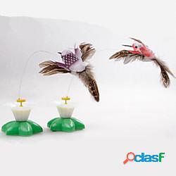 Interattivo giocattoli interattivi per gatti divertenti giocattoli per gatti prodotti per gatti 1 pc adatto agli animali giocattolo del fumetto giocattoli di decompressione plastica regalo gi