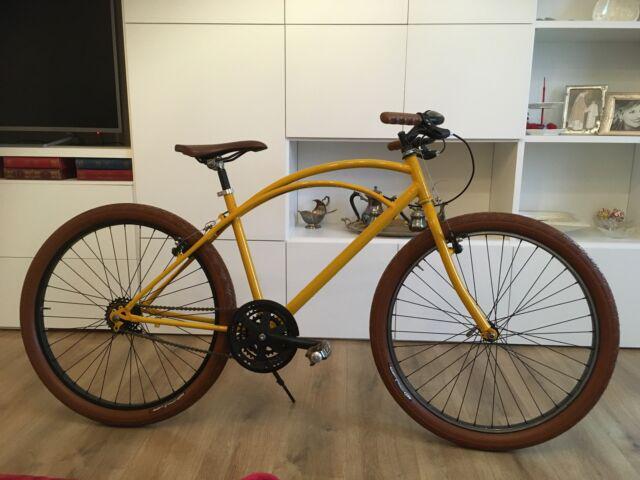 Biciclette artigianali vintage