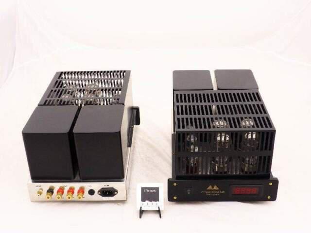 Finali valvolari antique sound lab aq1008