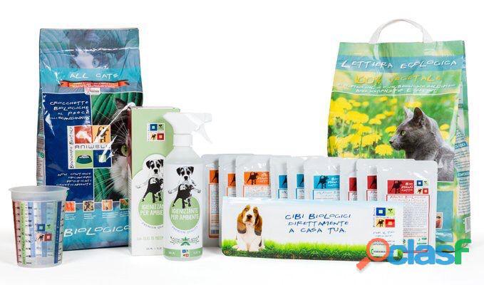 Kit biologico completo per il tuo cane