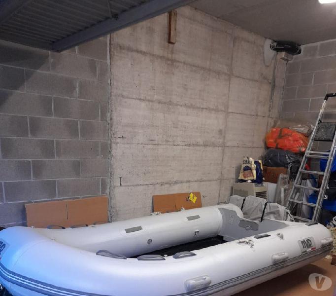 Gommone + motore targato per la navigazione jerago con orago - barche usate occasione
