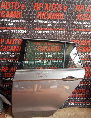 Porta posteriore sx golf sportsvan 2018