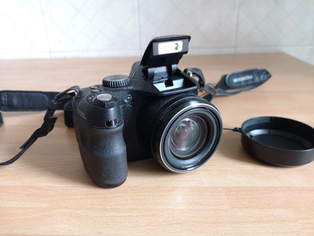Fujifilm finepix s2000hd fotocamera digitale