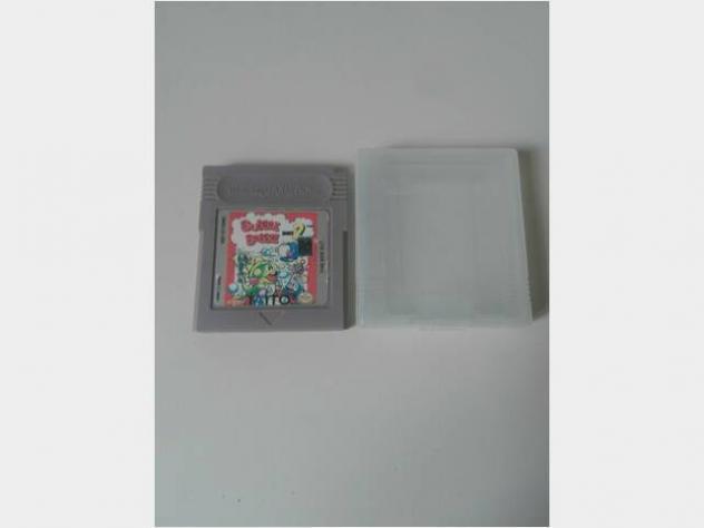 Bubble bobble parte 2 nintendo game boy video game usato
