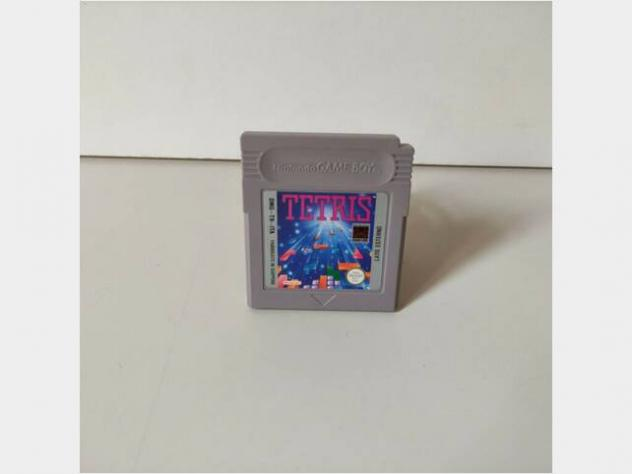 Gioco tetris - nintendo gameboy - versione italian usato