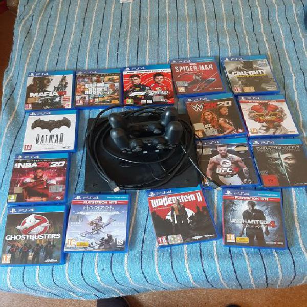 PS4 pro 1 Tb
