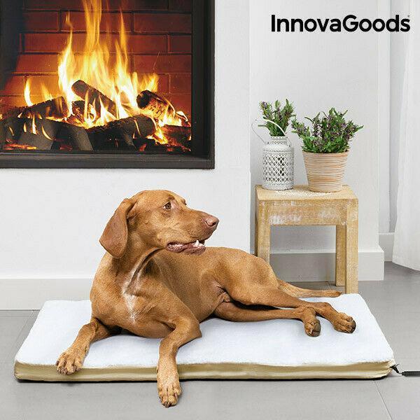 Lettino termico elettrico per animali domestici di taglia