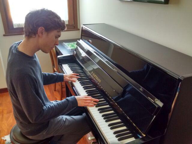 Lezioni di pianoforte classico o moderno