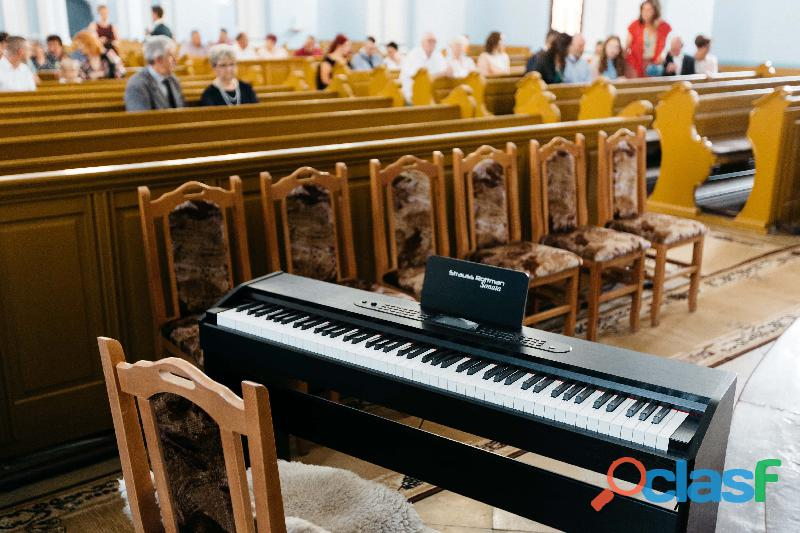 Organista per matrimoni e funerali a Bollate