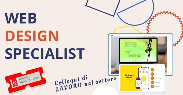 Corso web design specialist