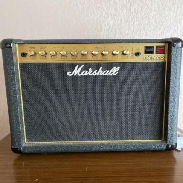 Marshall jcm 900 dual reverb 50w