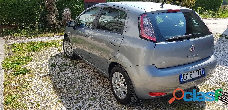 Fiat Punto 4^ serie Easypower GPL 05/2012