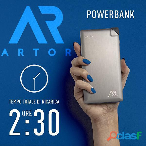 Artor Caricabatterie Portatile 3