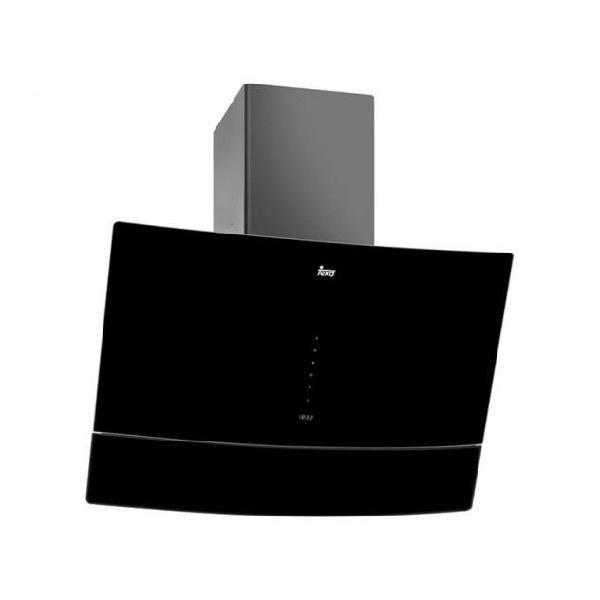 Cappa Classica Teka DVU590 90 cm 538 m3/h 59 dB 204W Nero