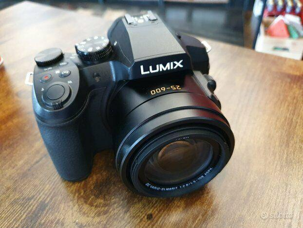 Fotocamera Digitale Panasonic Lumix Dmc fz300 superzoom