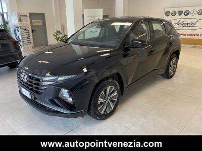 Hyundai Tucson 1.6 T-GDI 48V Xline Nuova a Venezia -
