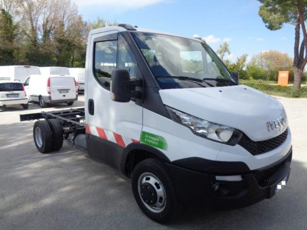 IVECO Daily 35C14N BTor 3.0 CNG PM Cabinato rif. 15121090
