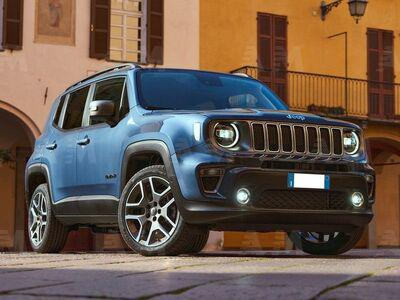 Jeep Renegade 1.3 T4 190CV PHEV 4xe AT6 Business Plus Nuova