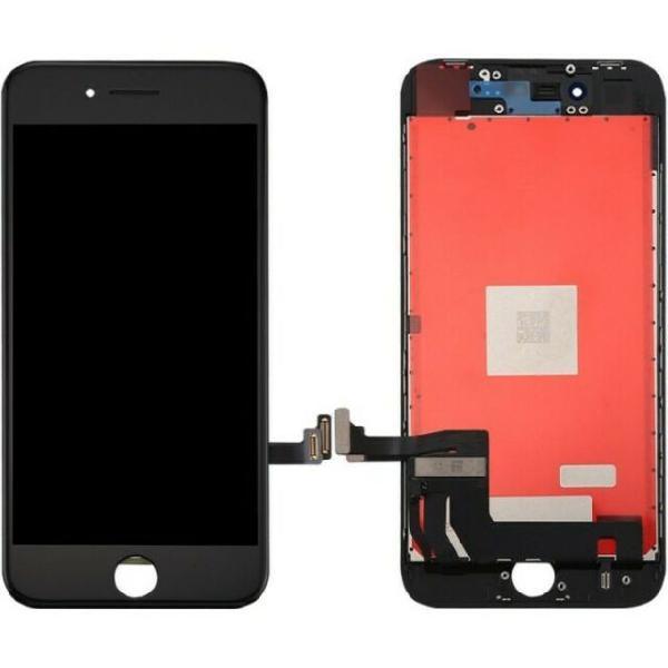 Lcd AA+ OEM Assemblato Alta Luminosita IPhone 8 Plus Nero