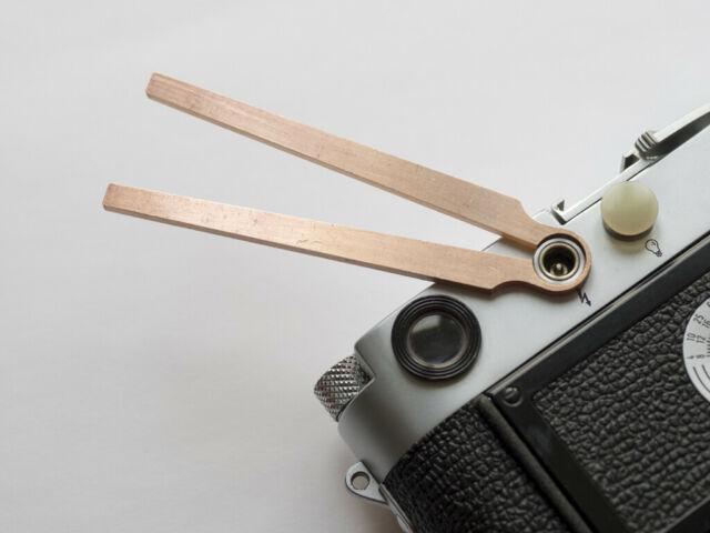 Leica M1/M2/M/3M4 pinza ad anello