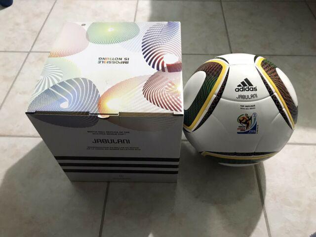 Pallone adidas jabulani replica mondiali sud africa 2010 top