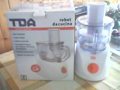 Robot da cucina TDA - NUOVO