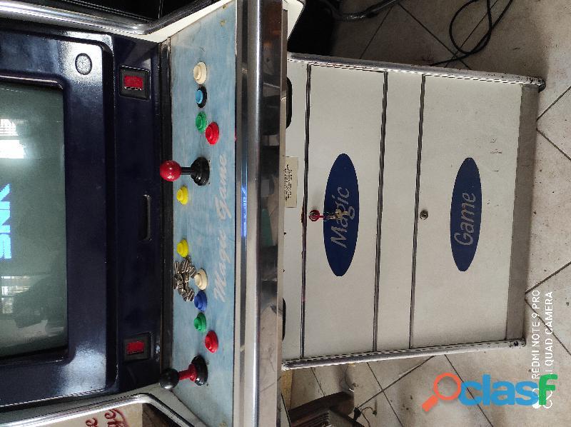 Videogiochi arcade lotta 2