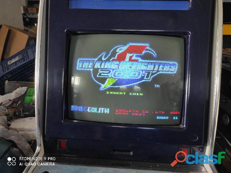 Videogiochi arcade lotta 4