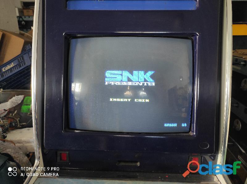 Videogiochi arcade lotta 5