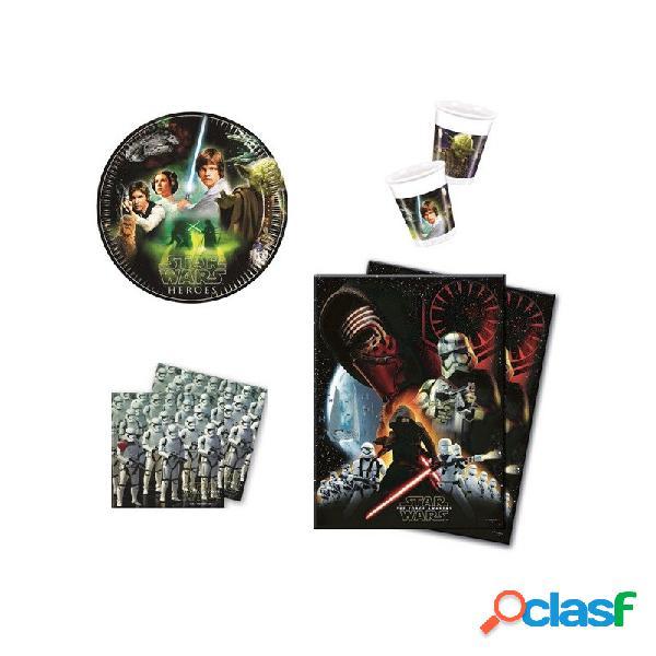 Star wars & heroes kit n 3