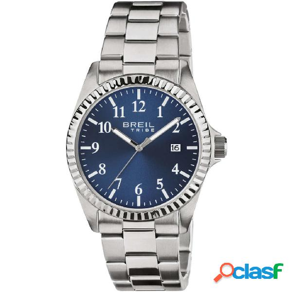 Breil orologio uomo solo tempo classic elegance extension mod. ew0235
