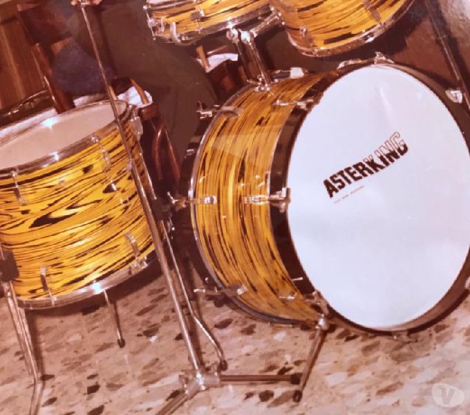 Batteria asterking anni70 desio - strumenti musicali in vendita