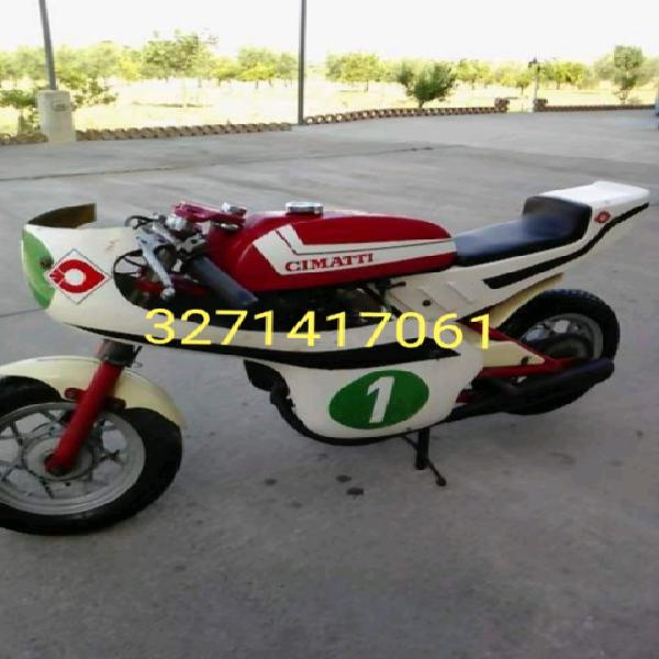 Mini moto d'epoca