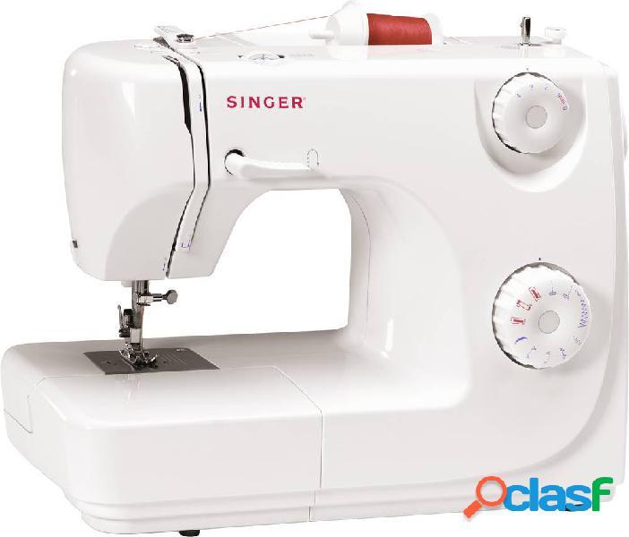 Singer macchina per cucire a braccio libero mercury 8280 bianco