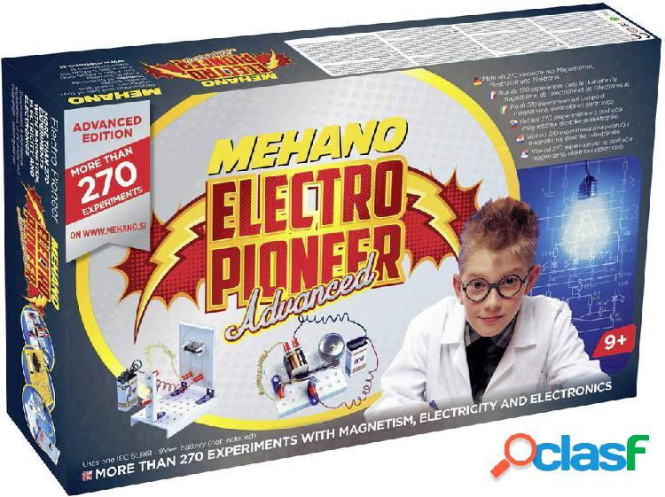 Mehano 90258 electro pioneer advanced kit esperimenti da 9 anni