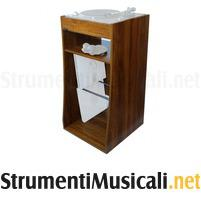 Sefour vinyl storage stand rosewood
