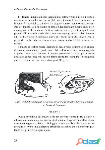 La strada maestra alla cartomagia di Jean Hugard e Frederick Braue Ed: Troll Libri, 2018 come nuovo 3