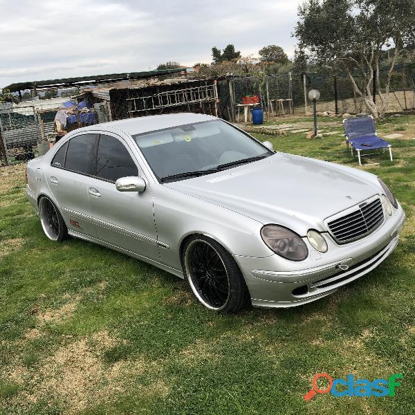 Mercedes classe e 270cdi del 2002