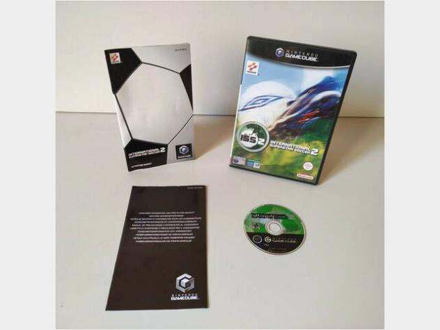 Iss 2 nintendo gamecube console game international usato