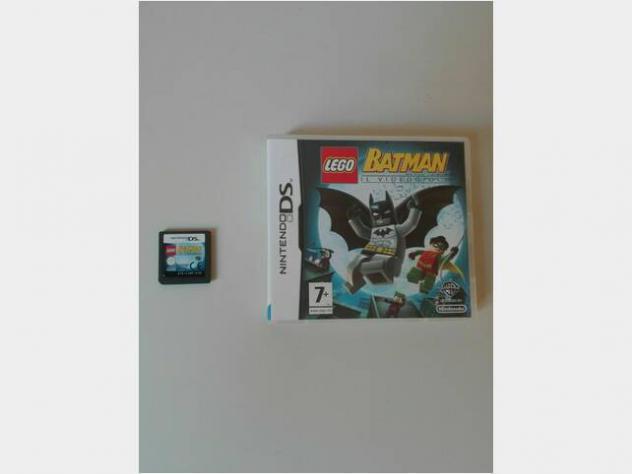 Lego batman 2 dc super heroes nintendo ds nds dsl usato
