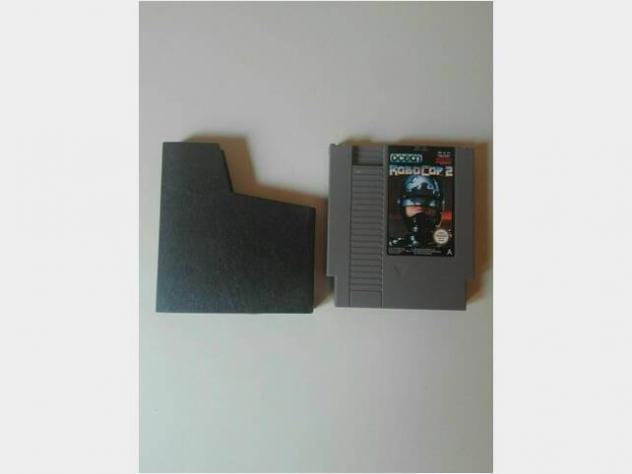 Nintendo nes console giochi robo cop 2 ita usato