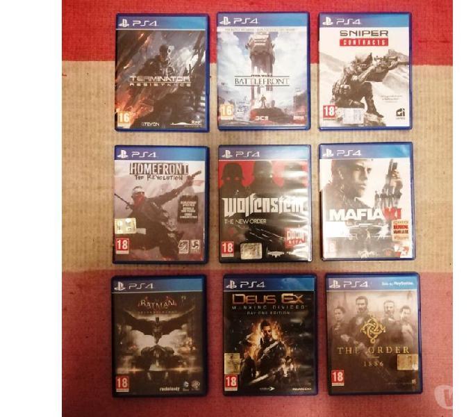 Playstation giochi ps4 padova