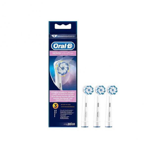 Ricambio per spazzolino da denti elettrico oral-b