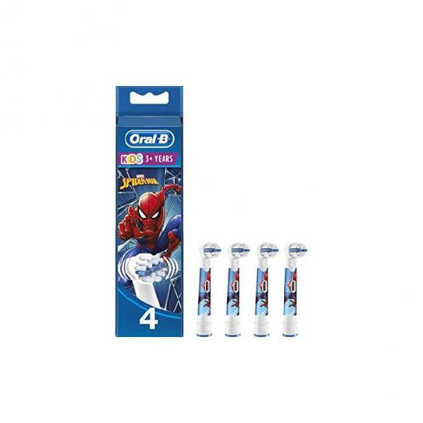 Ricambio per spazzolino da denti elettrico oral-b eb-10-4