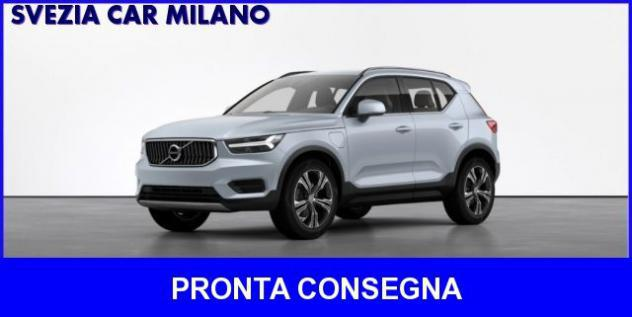 Volvo xc40 t5 recharge plug-in hybrid inscription expression
