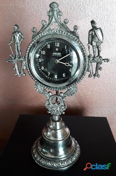 JAEGER 8 giorni orologio da cruscotto per auto d'epoca Fabriquè en Suisse