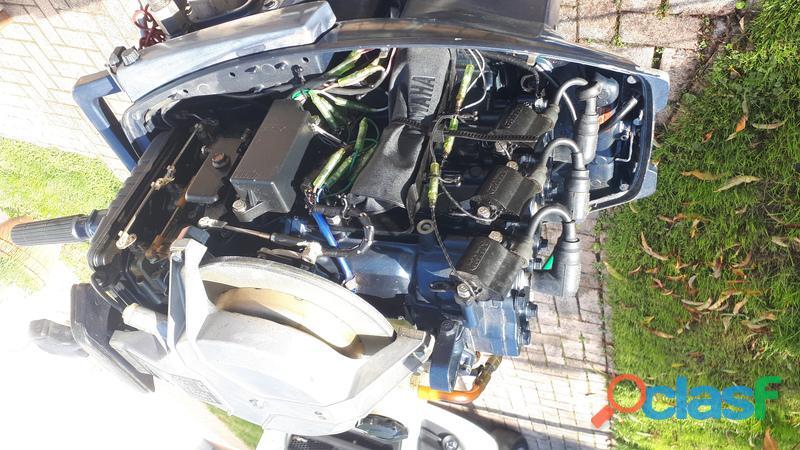Canadian 560 motore carrello accessori 1