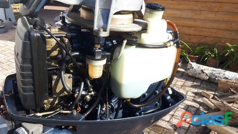 Canadian 560 motore carrello accessori 2