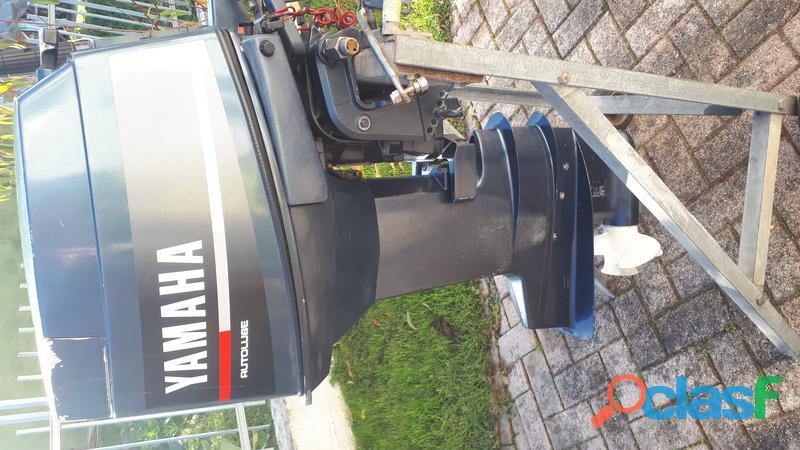 Canadian 560 motore carrello accessori 3